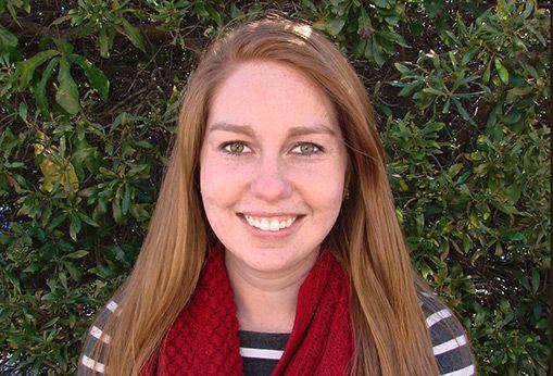 Sallie Funderburk: Marketing Assistant