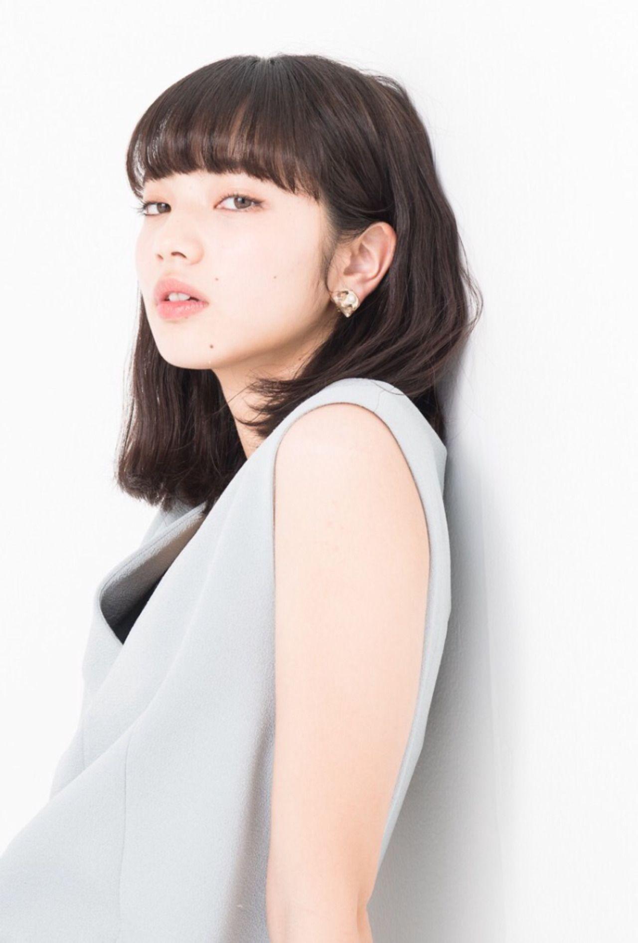 Nana Komatsu 小松菜奈 Komatsu Nana Pinterest Girls