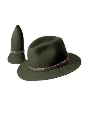 Охотничья шляпа фетровая