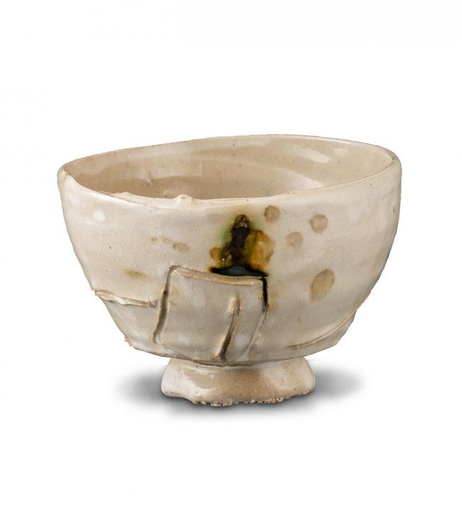 RYOJI KOIE (JAPANESE, BORN 1938) Tea Bowl : Lot 181