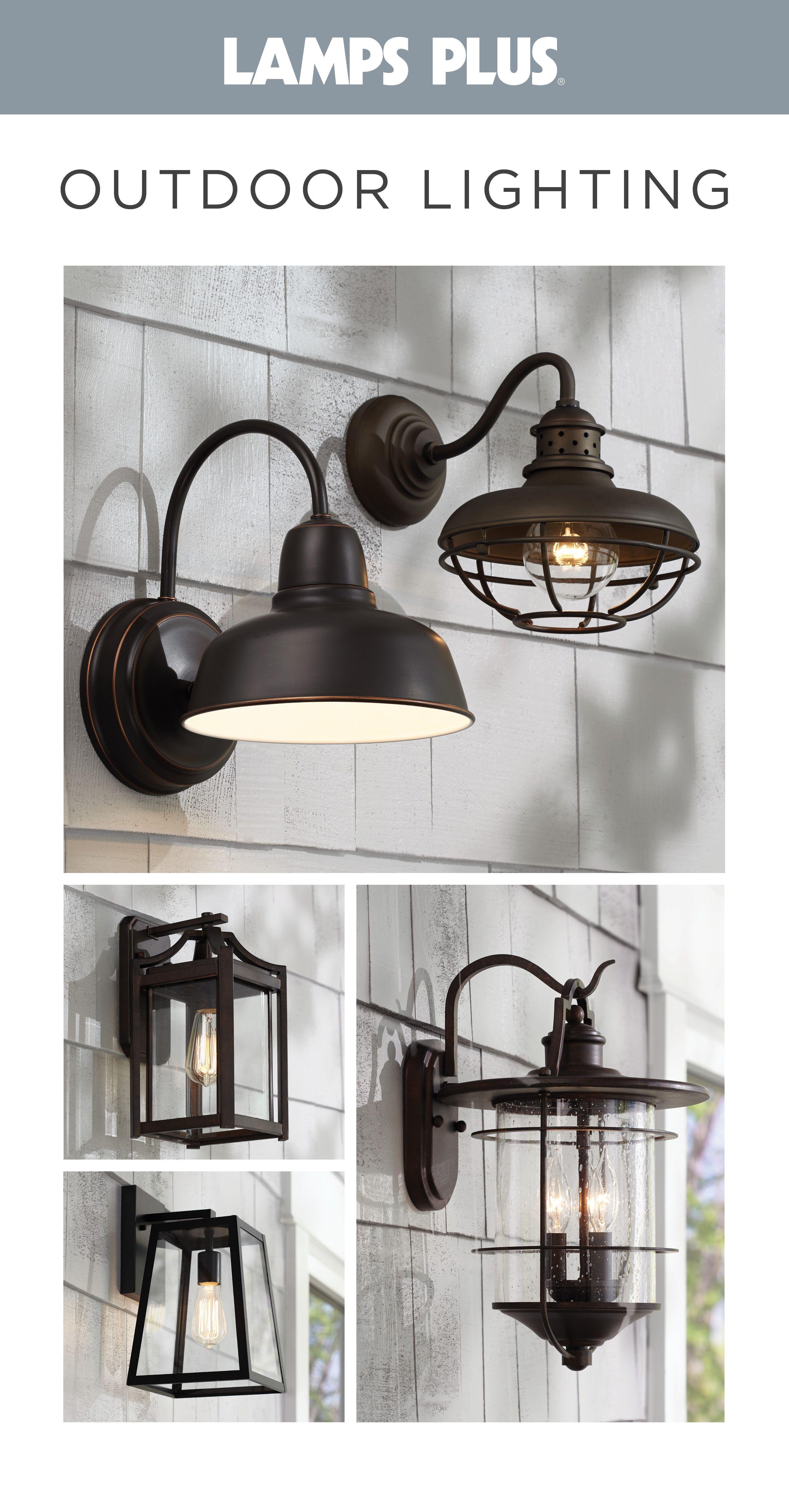 Outdoor Lighting Fixtures   Porch, Patio U0026 Exterior Light Fixtures | Lamps  Plus