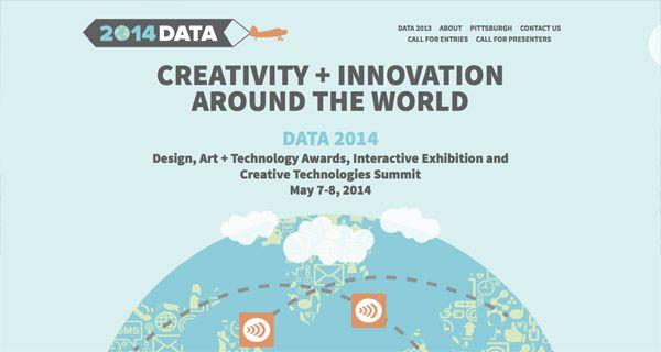 The Best Web Designs of 2014 Design Conferences