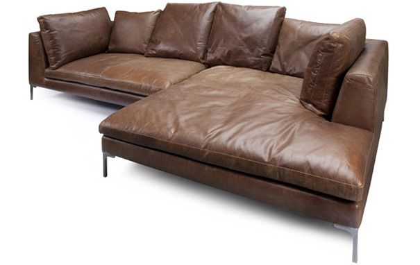 The Siena Corner Sofa Designed By Mark Holdsworth And Made In England