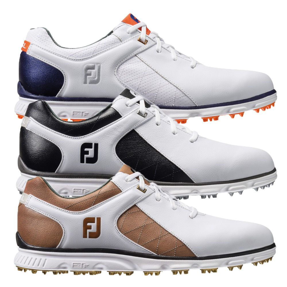 Footjoy Pro Sl Spikeless Golf Shoes Mens Select Color Size Golf Shoes Mens Spikeless Golf Shoes Footjoy Golf Shoes