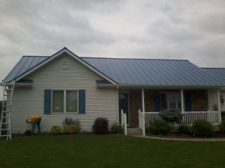 Style Craft Travels Down To Plymouth Style Craft Delivers Our Customers The Highest In Craftsmanship Steelroofing Stylecra Steel Roofing Metal Roof Roofing