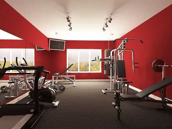 Home gym design ideas fitness pinterest