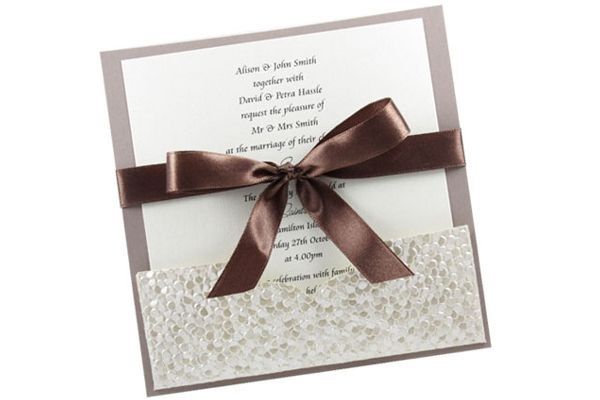 10 Ways To Save Money On Wedding Invitations