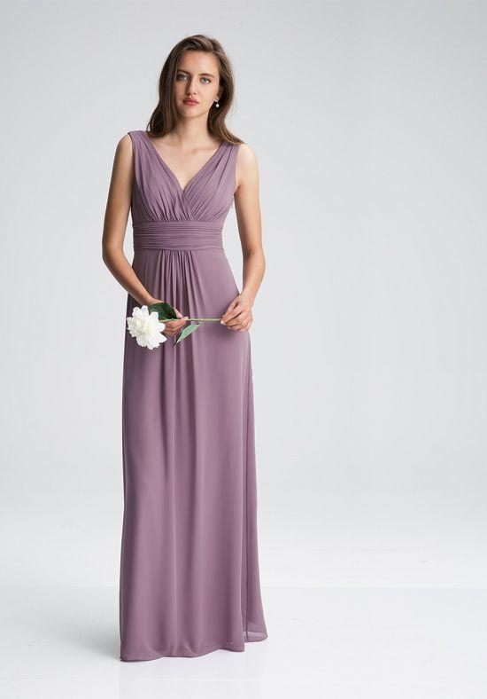 LEVKOFF 7009 V-Neck Bridesmaid Dress   Brides Maid Stuff   Pinterest