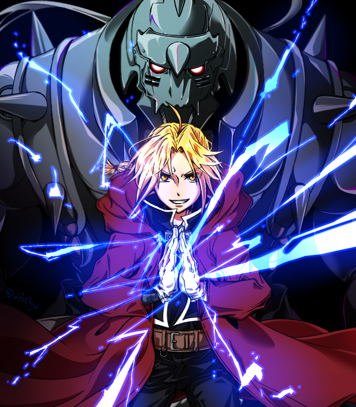 Pin by Tekkadan on awesome Fullmetal alchemist