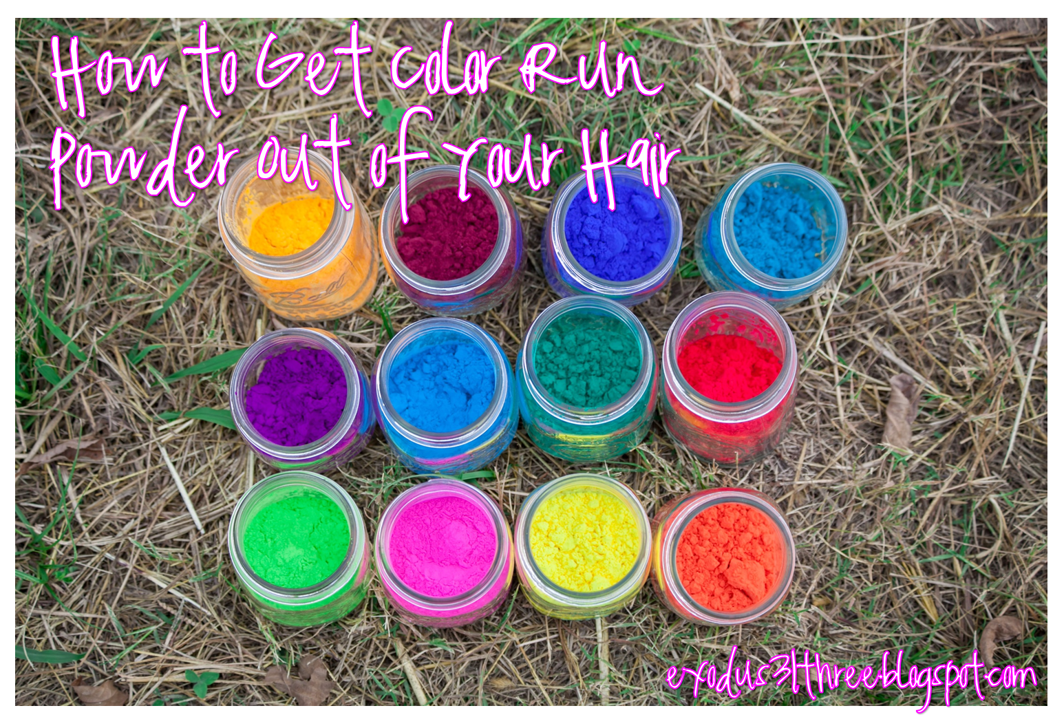 Best 25 Color run powder ideas