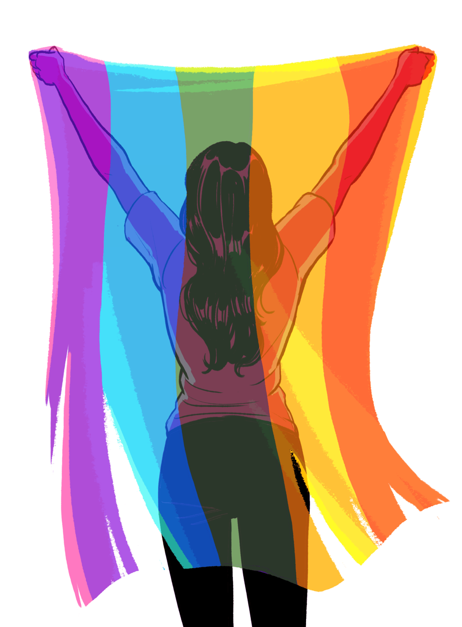 Happy Pride Month everybody!!! Check out @the-ashla-project all month for lots of awesome daily LGBTQ+ posts all month long. Be proud of who you are! Love will change the world. #20gayteen #pride month #love is love #love will change the world