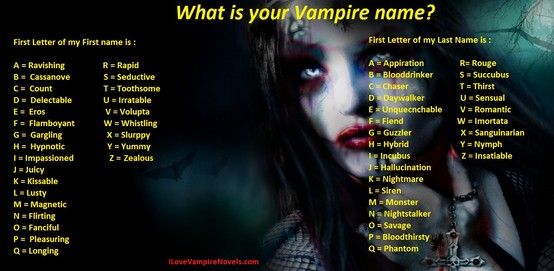 Count Thirst XD I'm a thirsty vampire if you know what i mean