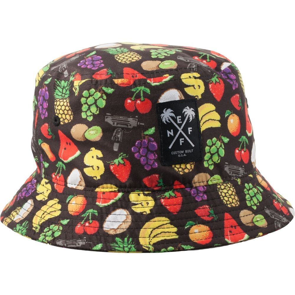 Neff Hard Fruit Bucket Hat   Fischerhut  35265ebdd13