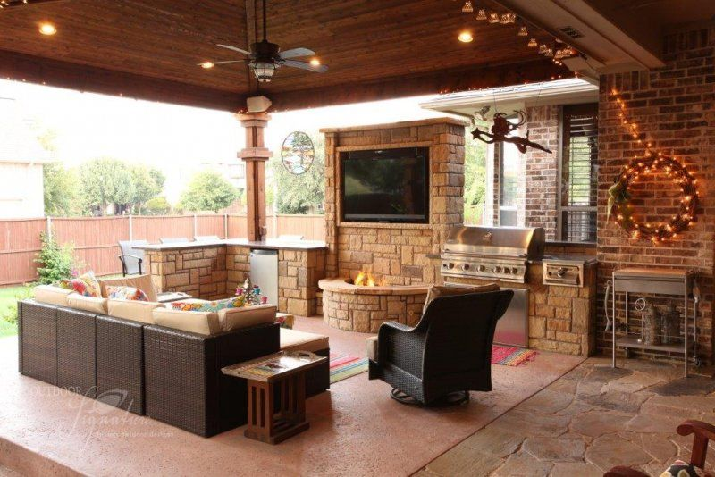 Planning a pool make over with a pool side bar, an outdoor kitchen on kitchen countertop seating, kitchen bar seating, kitchen cabinets seating,