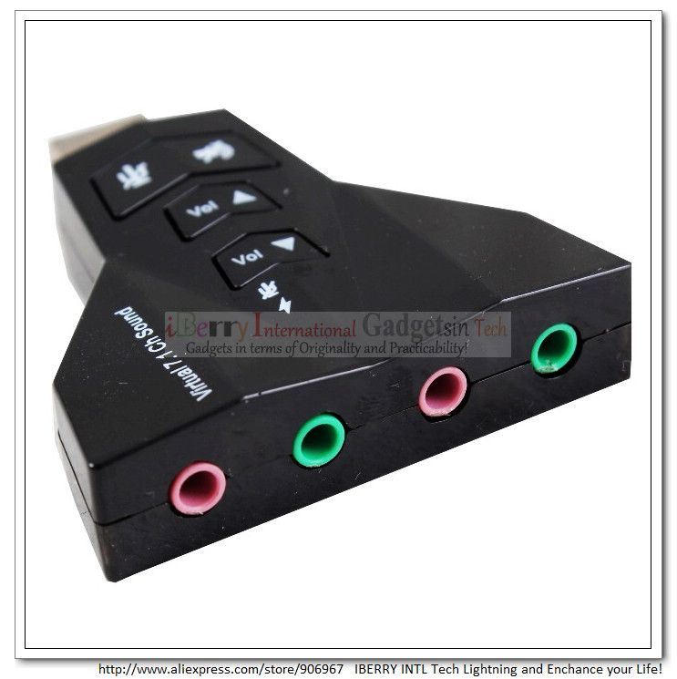 On Sales 200pcs/lot Double Microphone input and Headphone