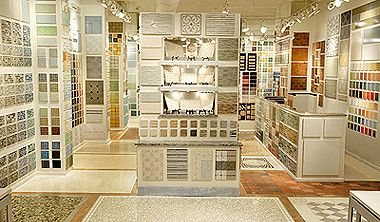 Showroom tile displays pinterest york new york and for Showroom flooring ideas