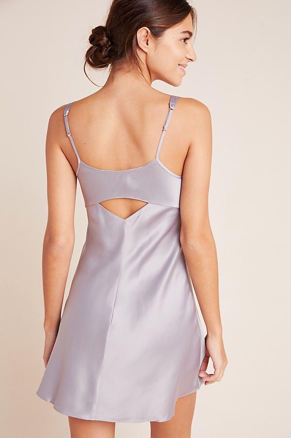 Daphne Slip Dress von Rya Collection in Lila Größe: M, Women's Lounge bei Anthropologie   – Products