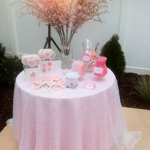 Candy Bar...Shelby's Sweet Sixteen