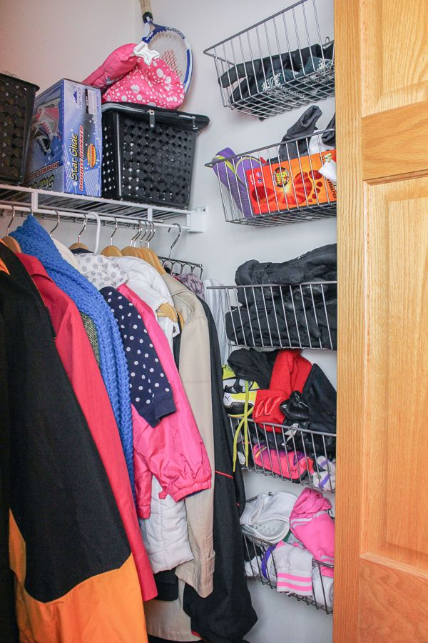Getting Rid of Clutter!
