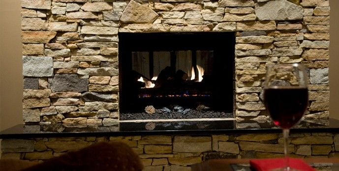 Cost To Reface A Fireplace With Stone Google Search