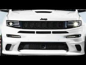 2017 Jeep Grand Cherokee Srt Trackhawk Hellcat Youtube Jeep Grand Cherokee Srt 2017 Jeep Grand Cherokee Jeep Grand Cherokee