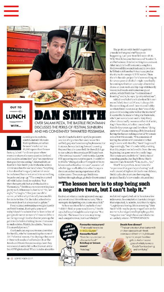 Dan Smith Twitter