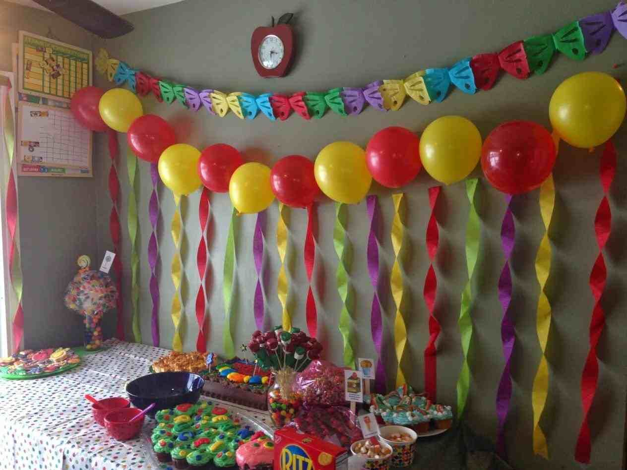 New post simple room decoration for birthday visit bobayule trending decors also ma homie rh pinterest