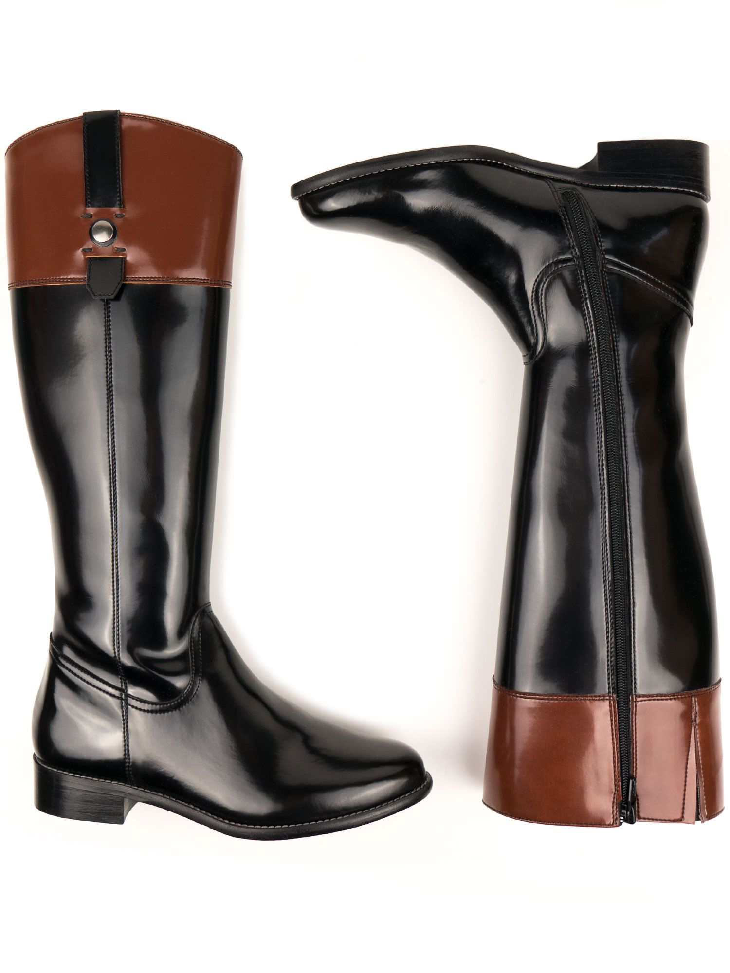 Riding Boots | Riding boots fashion, Brown leather riding