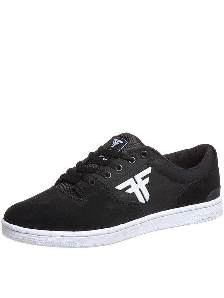 7fc41a0964 Fallen  Footwear  Tom  Asta Seventy Six  Shoes in Black White  49.99 ...