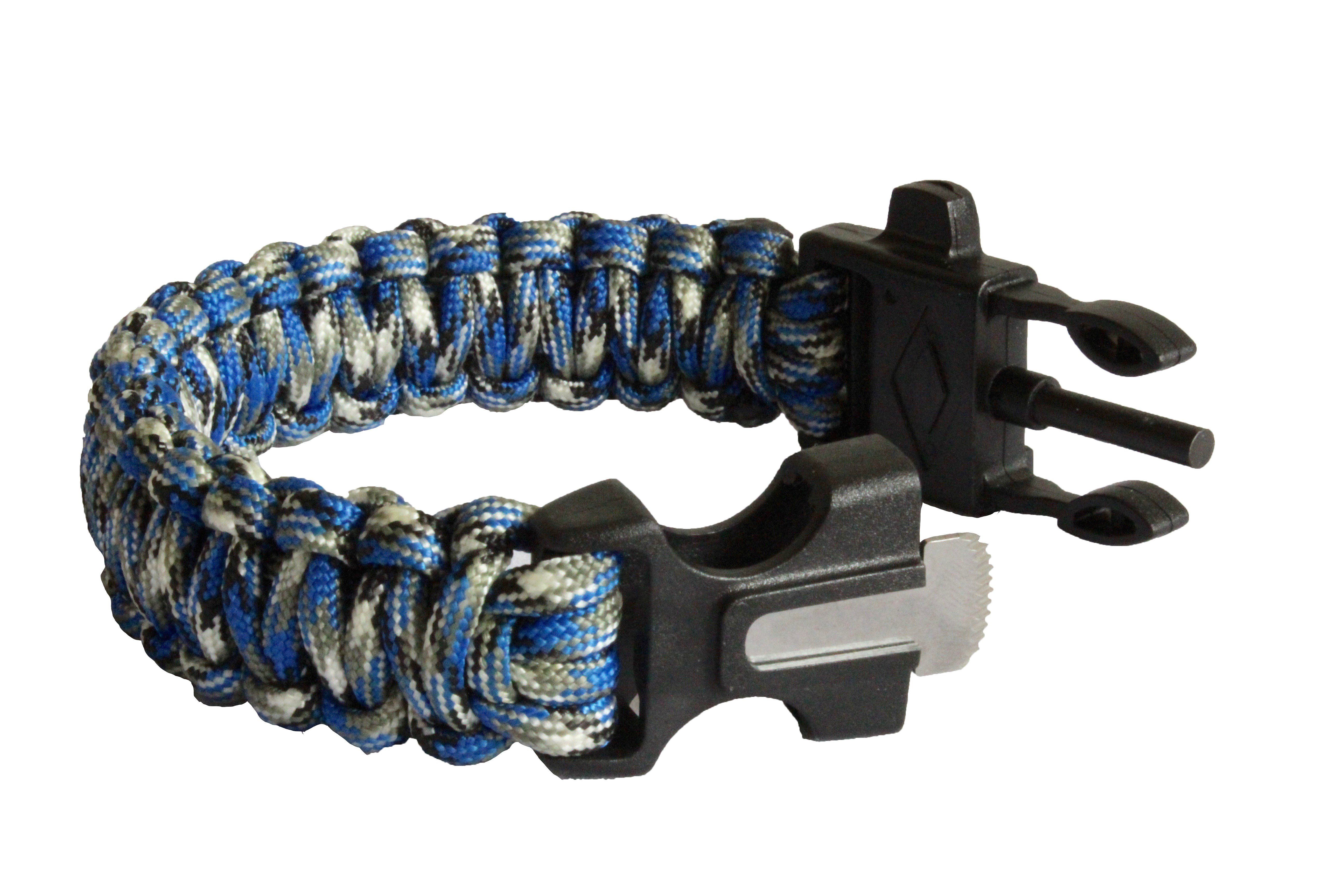 mertlin survival bracelet basic survival gear for outdoor