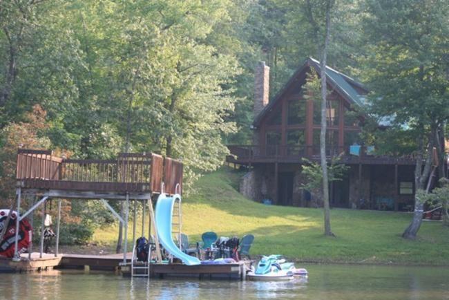 Georgia Gt Lake Nottely Vacation Rentals Claim The Lake