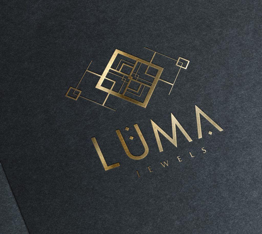 Logo Bijoux Luma Jewels Cartes De Visite