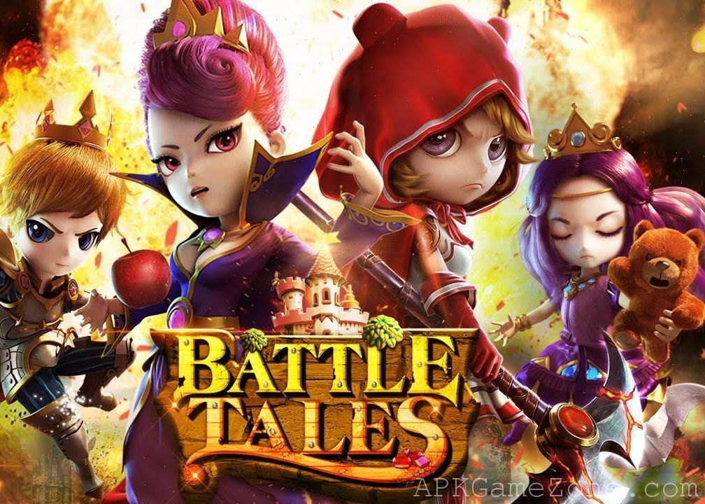 Battle Tale VIP Mod Download APK All games online