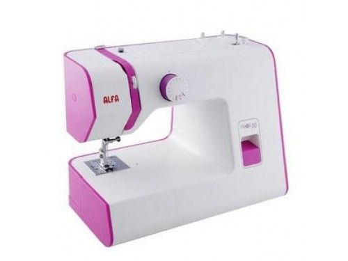 Máquina De Costura Alfa Next 20 Modern Sewing Machines Machine Design Tool Design