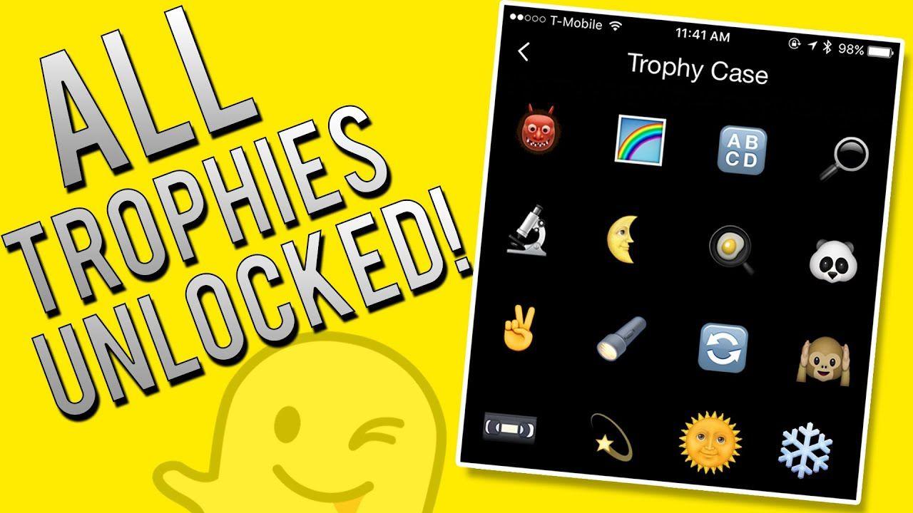 7cb5ab5dcc9f85f05106b8248a88ce1b - How Do You Get To The Trophy Case On Snapchat