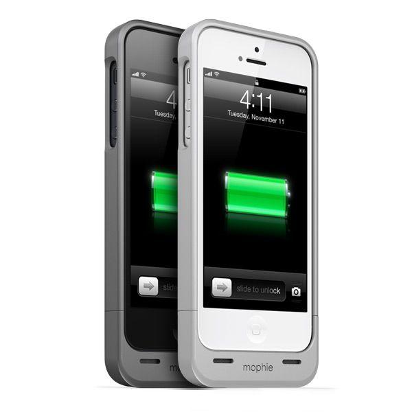 custodia mophie space pack per iphone 5 e iphone 5s