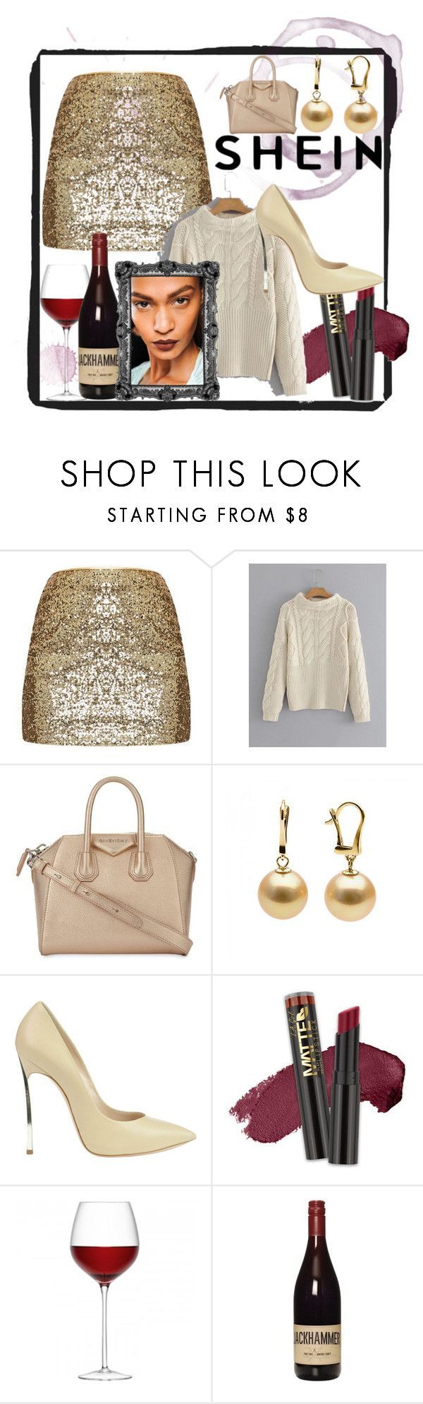 """""""Untitled #118"""" by relmia ❤ liked on Polyvore featuring Givenchy, Casadei and L.A. Girl"""