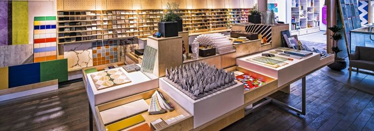 Materials Studio For Architects Designers London