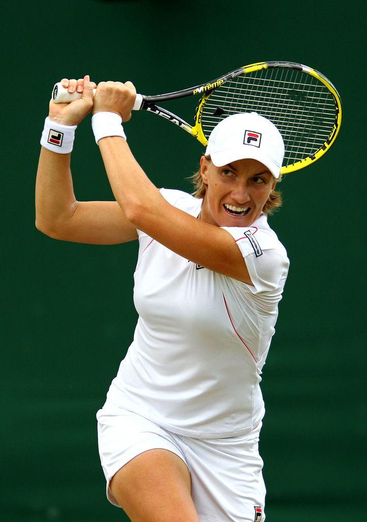 Svetlana Kuznetsova Wimbledon Tennis Professional Tennis Players Tennis Players Svetlana Kuznetsova