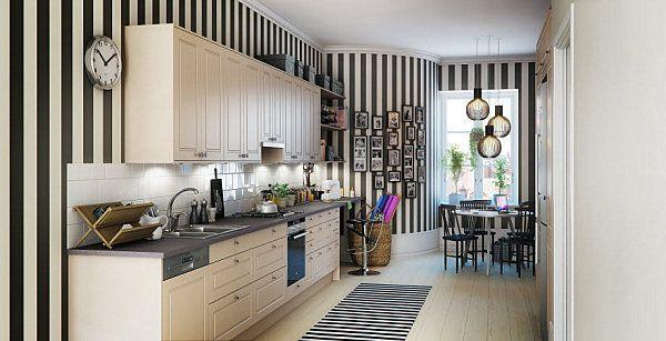 offene kuche wohnzimmer ideen. 20 skandinavische küchen designs ... - Ideen Offene Kuche Wohnzimmer