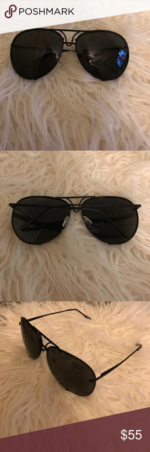 Porsche design sunglasses Brand new look a like glasses all black Porsche Design Accessories Sunglasses
