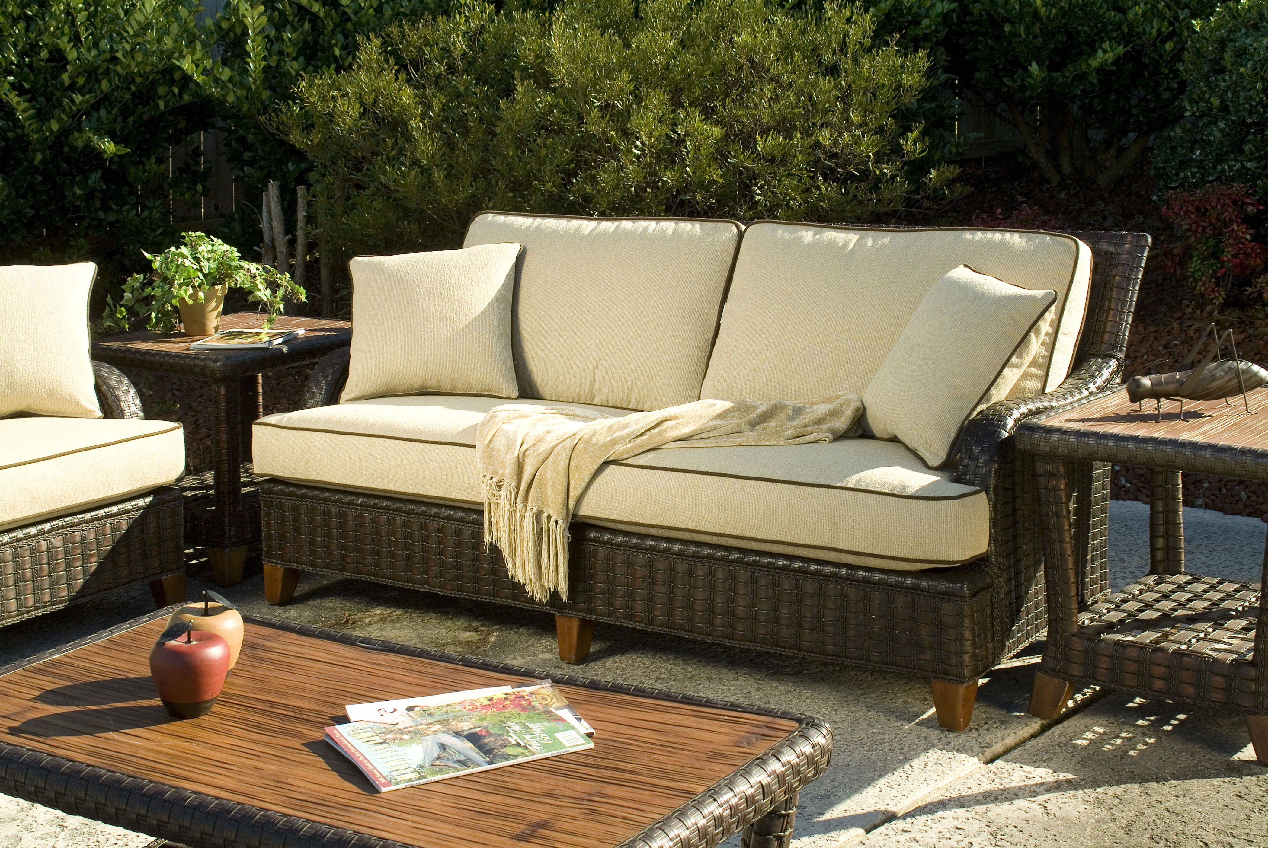 I M Ready Are You Outdoor Wicker Patio Furniture Furniture