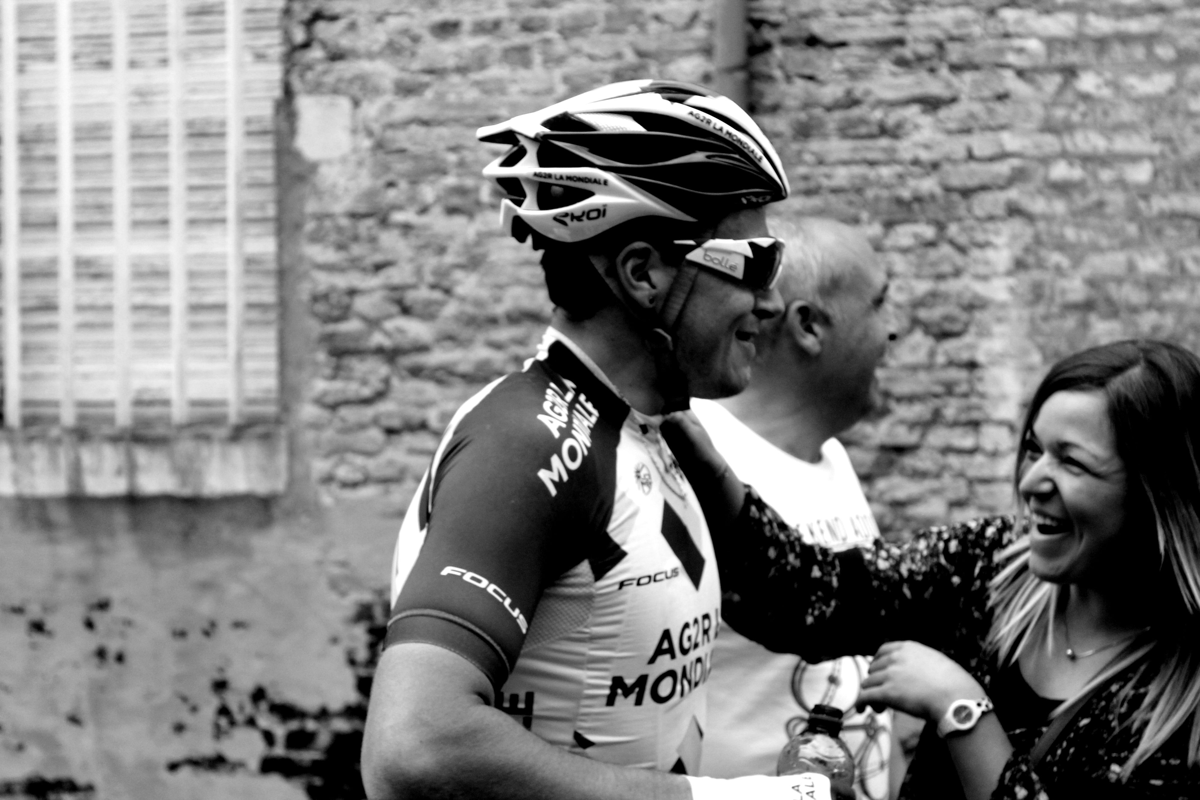 4 Jours de Dunkerque // Stage 3: Barlin - Saint-Omer (8 May 2015) Alexis Gougeard (stage winner)