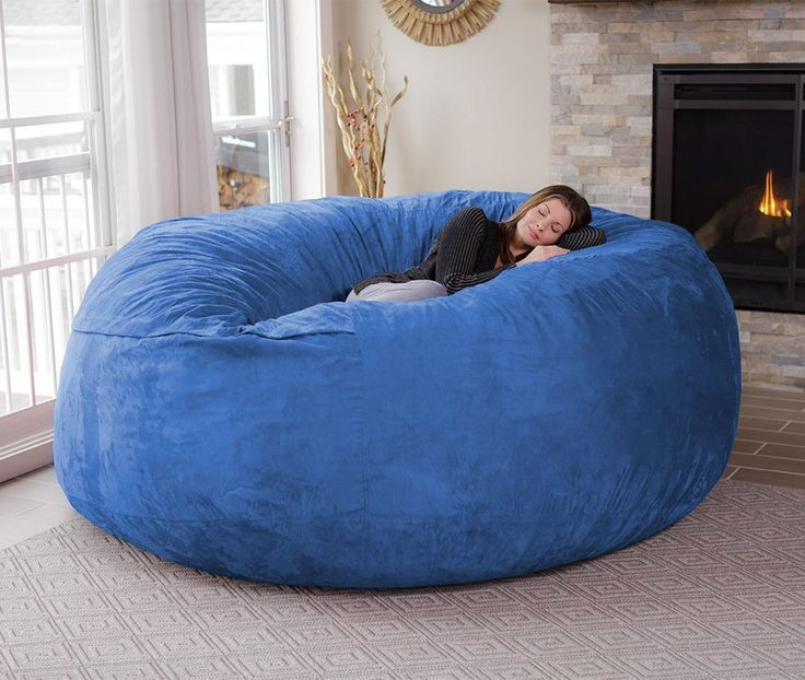 The Chill Bag Is An Eight Foot Bean Chair