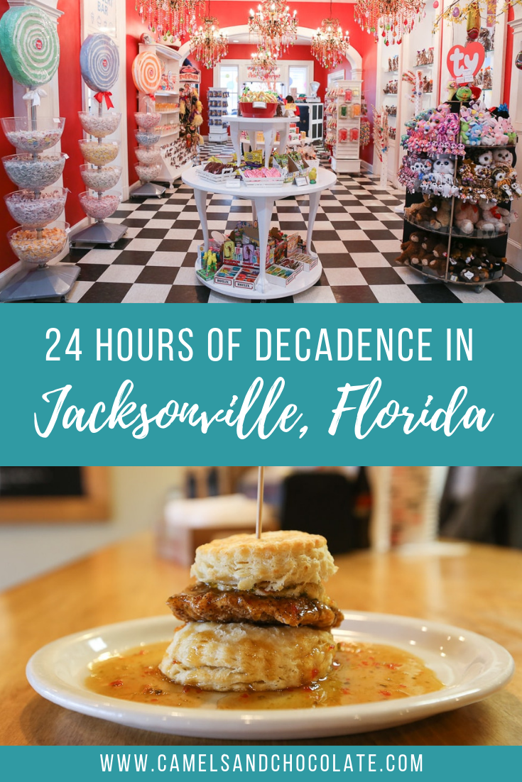 Eat Jax 24 Hours Of Decadence In Jacksonville Camels Chocolate Travel Lifestyles Blog Foodie Travel Florida Travel Usa