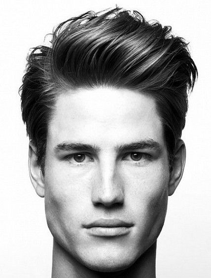 Hairstyles For Men With Thick Hair edgy hairstyle for men with thick hair Haircuts For Men With Thick Curly Hair