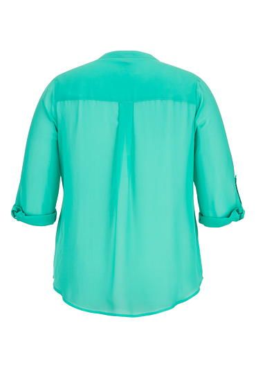 the perfect plus size blouse in solid color - maurices.com