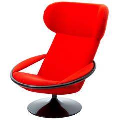 Artifort Dutch Design Geoffrey Harcourt Lounge Chair