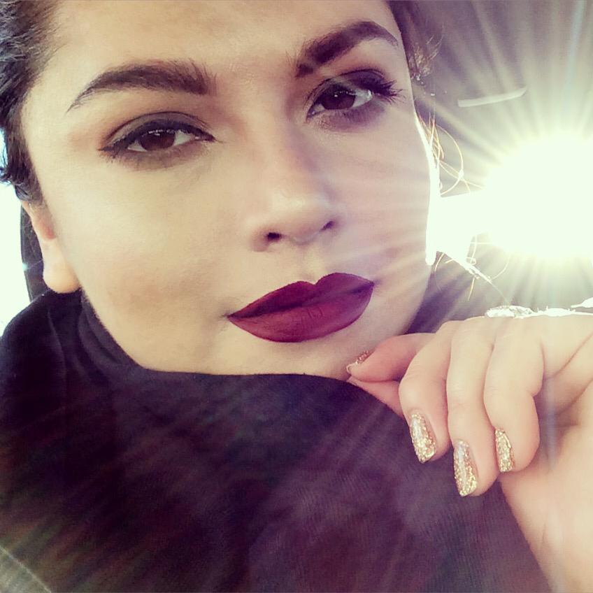 Makeup of the Day by Missnur . Browse our real-girl gallery#TheBeautyBoardonSephora.comand upload your own look for the chance to be featured here!#Sephora#MOTD