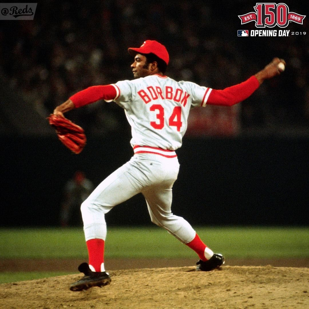 34 Days Left To Grow Some Sick Sideburns For The Start Of The Season Redsopeningday Cincinnati Reds Cincinnati Reds Baseball Reds Opening Day